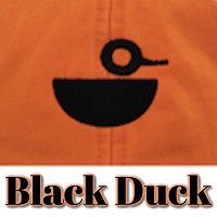 Black Duck Marine Canvas