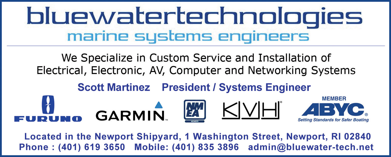 Bluewater Technologies advert