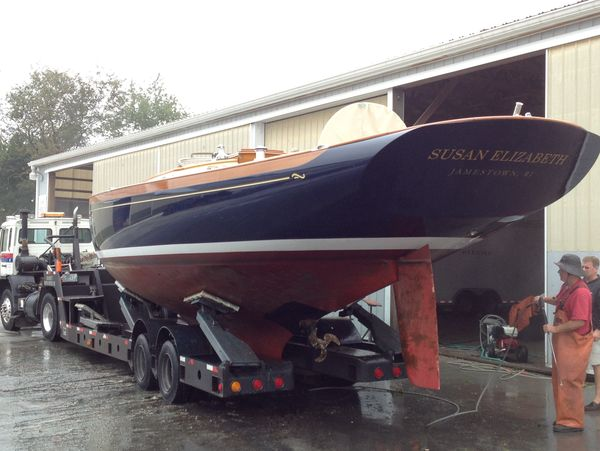 Yacht Hauling & Transport
