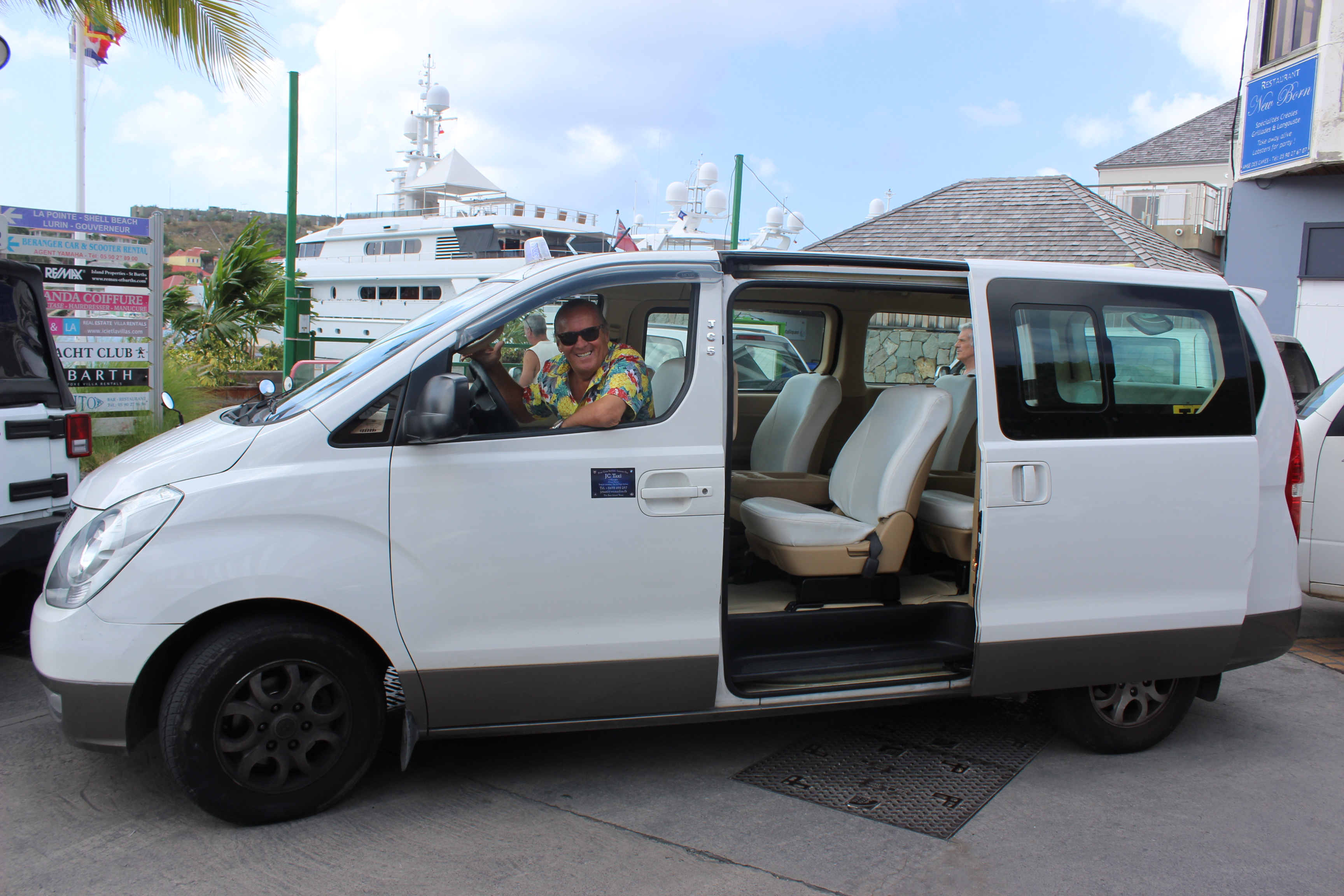 Jean-Claude - JC Taxi