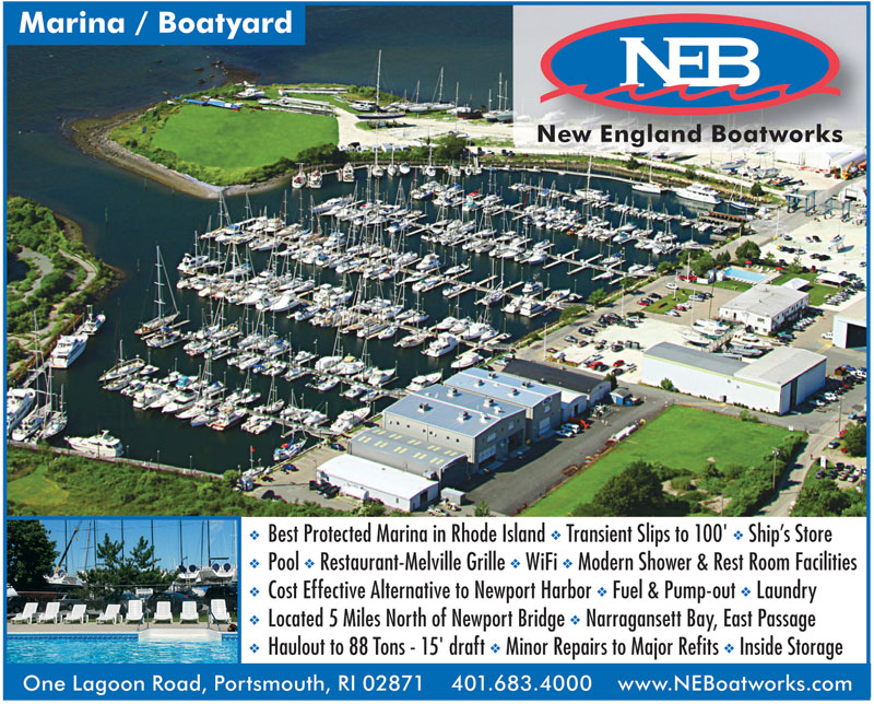 New England Boatworks Advertisement