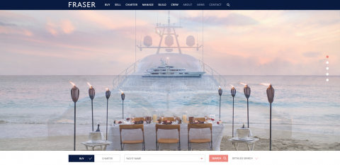 Rebranded Fraser Launches Spectacular New Website
