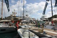 Antigua Yacht Charter Show 2013