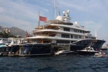 2014 Monaco Yacht Show